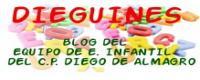 Blog del equipo de Educación Infantil del CEIP Diego de Almagro